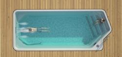 Купить бассейн Fiberpool Andaman