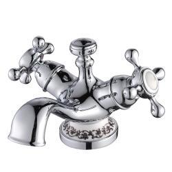 Kraus KEF-16000CH Смеситель для ванной комнаты