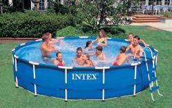 каркасный бассейн Intex 54942 купить