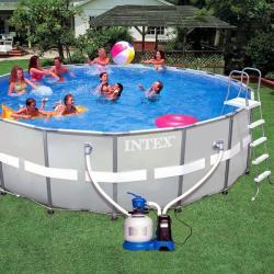 Intex 28332 каркасный бассейн