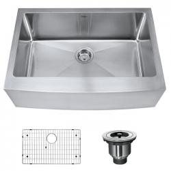 Kraus KHF-200-30 кухонная мойка из нержавеющей стали