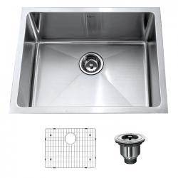 Kraus KHU101-23 кухонная мойка из нержавеющей стали
