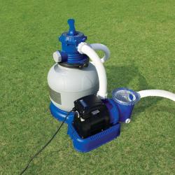 Intex 56686 песочный фильтр-насос