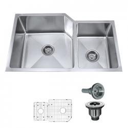 Kraus KHU123-32 кухонная мойка из нержавеющей стали