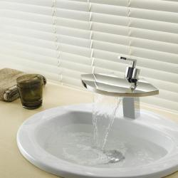 Kraus KEF-14801CH Смеситель для ванной