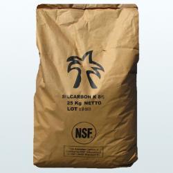 Активированный кокосовый уголь Silcarbon К 835