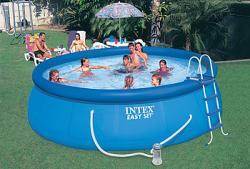 Intex 54916 каркасный бассейн