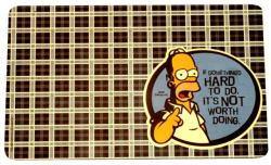 Berghoff Набор из 4 досок для нарезки Simpsons