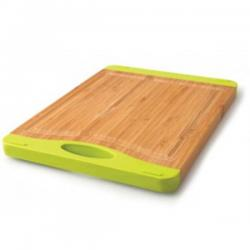 Berghoff Доска для нарезки 40х30 см(бамбук, ручки - силикон)