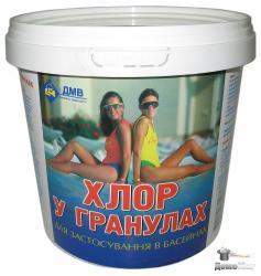 Хлор в гранулах (1кг)